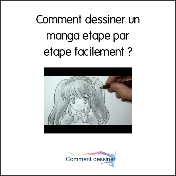 Fabulous Comment dessiner un manga etape par etape facilement - Comment  OK73